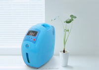 New Mini Electronic control MAF CE&ISO approved hign flow small portable oxygen concentrator