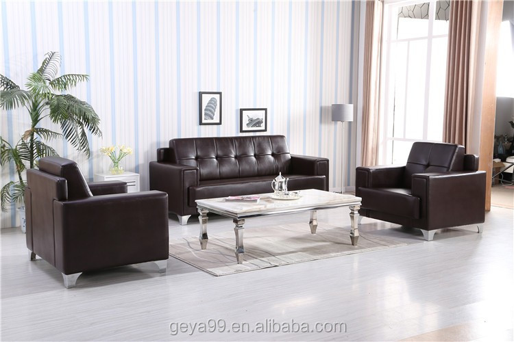 sofa cheap price leather sofa living room furniture sofa set product