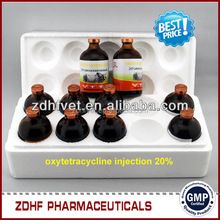 L. A.Oxy tetracycline Injection veterinary 20%