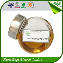 Dimefluthrin 94% TC raw material produce the mosquito coil Strong effect