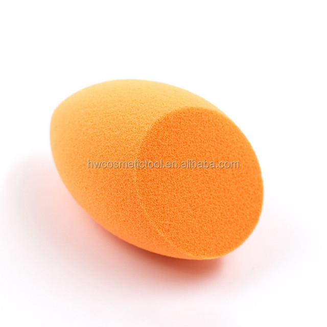 Wholesale cheap Bevel Shape cosmetic makeup sponge Powder Puff for bb cream
