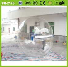 Factory sell Cheap Popular Promotional flashing water bounce ball