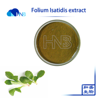 Top Quality - Folium Isatidis Extract Powder / Folium Isatidis P.E.