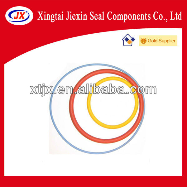 Seal components colored rubber o ring seal manufacturer