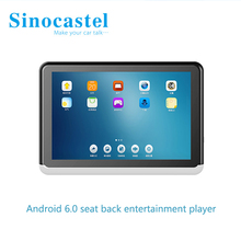 Android 6.0 Car Headrest Monitor With Advertising Software