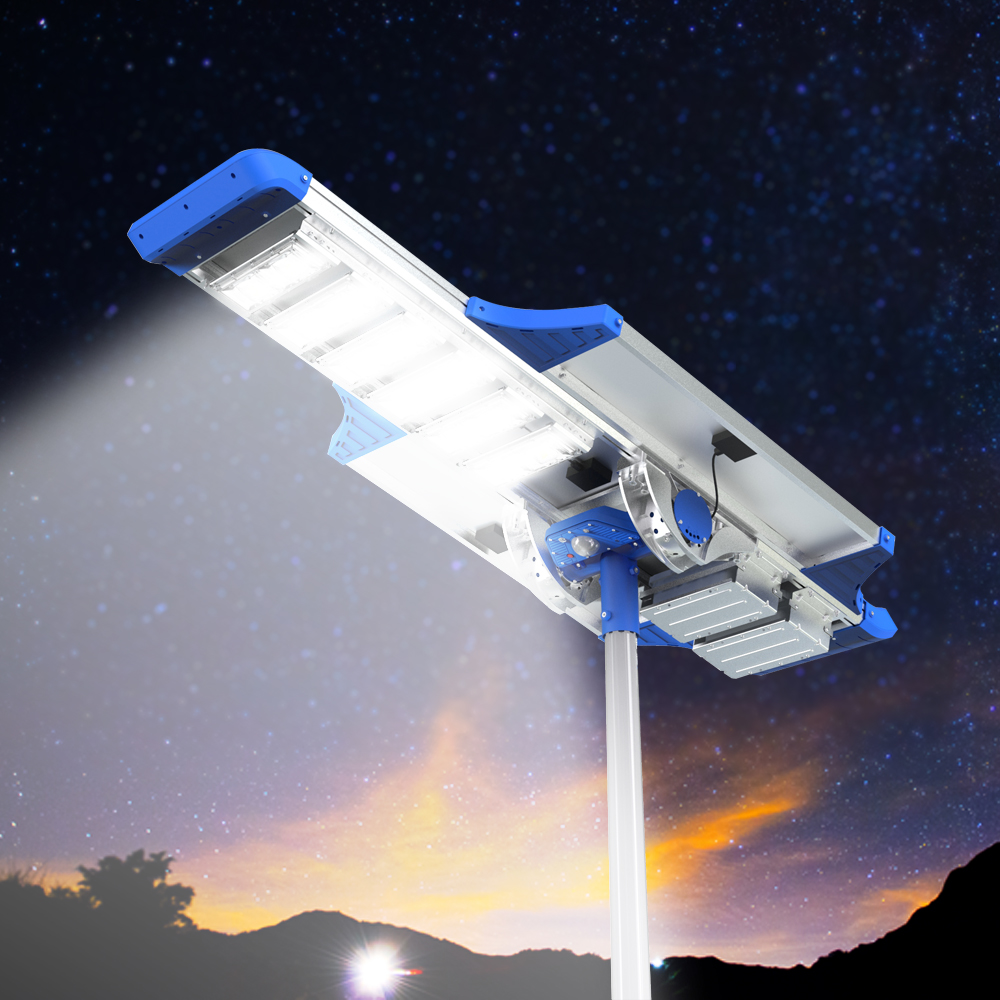 more popular 56w led solar street light with CE FCC ROHS