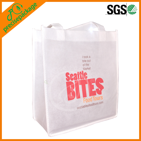 Eco friendly non woven polypropylene shopping handbag