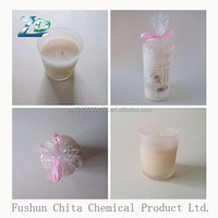 color pillar pure paraffin wax candle 3x3, art candle