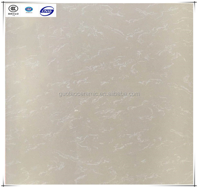Hot Product Travertine Look Soluble Salt New 3D Picture Polished Granite Tiles 600x600mm