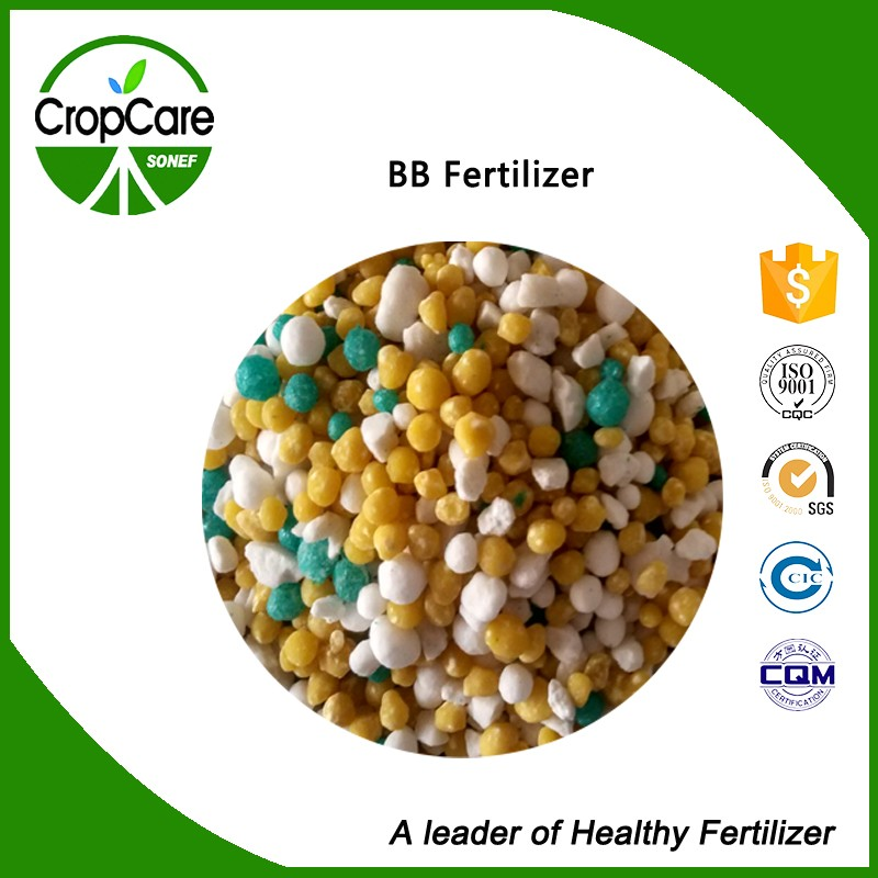 NPK16-16-21 MOP GRANULAR BB COMPOUND FERTILIZERS FROM CHINA