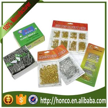 Professional Alibaba Supplier safety pins with great price 000#-5#