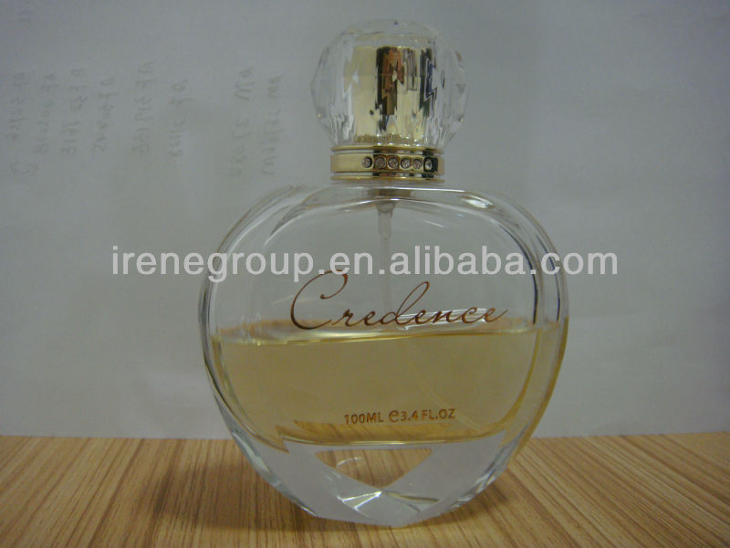 Nice design brand perfume for female