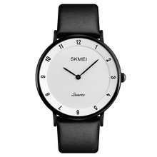 Newest style blank dial watch simple for men