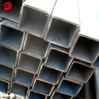 Zhuonan fast delivery wholesale steel square tube material specifications