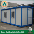 european italy self contained container house