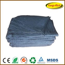 72inch x 80inch cheap nonwoven moving blanket furniture mover