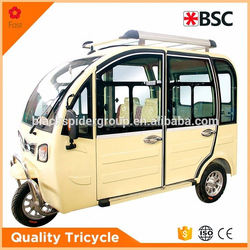 Wholesale Electric/Solar electric tricycle with solar panel