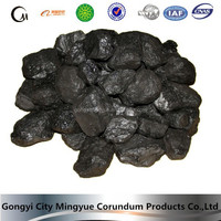 graphite recarburizer carbon additive with low sulphur content