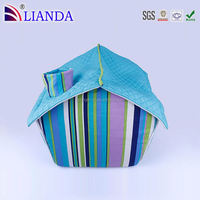 Folds flat for travel cool pet house,innovative pet products,new pet bed
