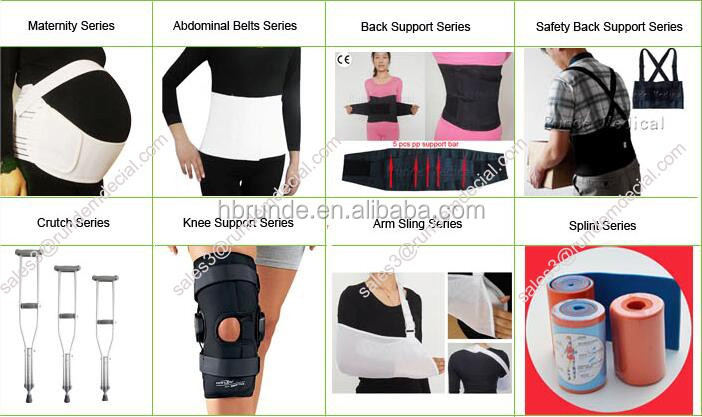 Runde Medical Maternity support belt pregnancy belly band back pain brace pregnancy support belt with CE FDA approved