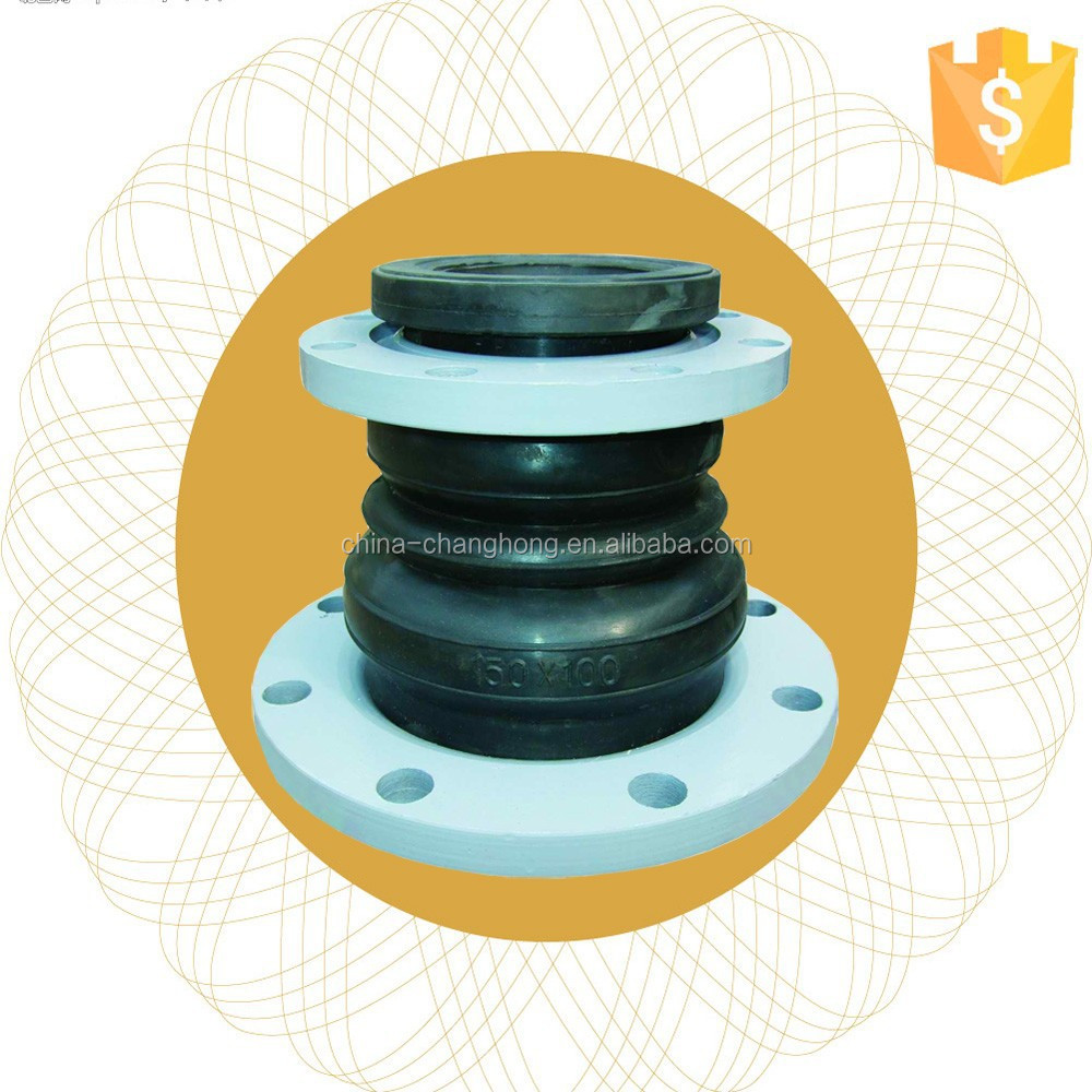 Manufacture Big and Small Joint of Flexible Rubber Reducers