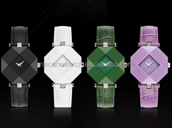 Fashionable design ladies wrist watch alibaba in russian new product