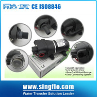 Singflo FL-40 17LPM 40PSI 12v high flow water pump/high flow electric water pump/high flow ritz water pumps