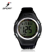 New Digital Heart Rate Monitor/ Pulse Lady Wrist Heart Monitor Watch