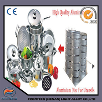 DC aluminum circle sheet A1100 quarter hard competitive price 2016 in gongyi