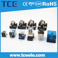 40A 220V small magnetic contactor latching safety relay