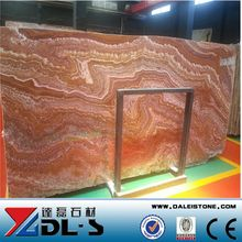 Multicolor red honey onyx