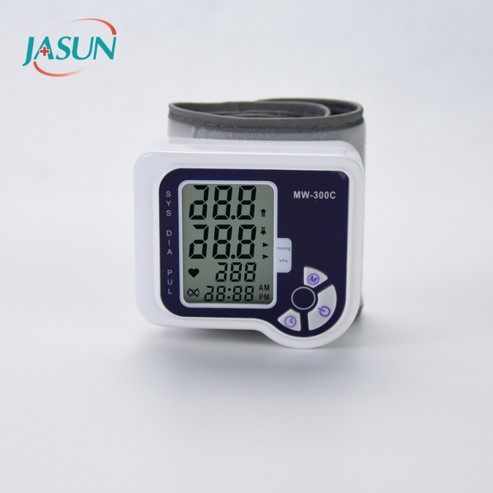 China Best Quality Multi-Functional Wrist Cheap price Digital Wrist Sphygmomanometer