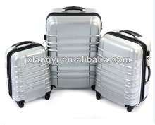 ABS PC light trolley with TSA lock luggage