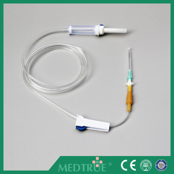 Factory Price Of Disposable Medical Use Iv Infusion Set With CE&ISO Certification (MT58001201)