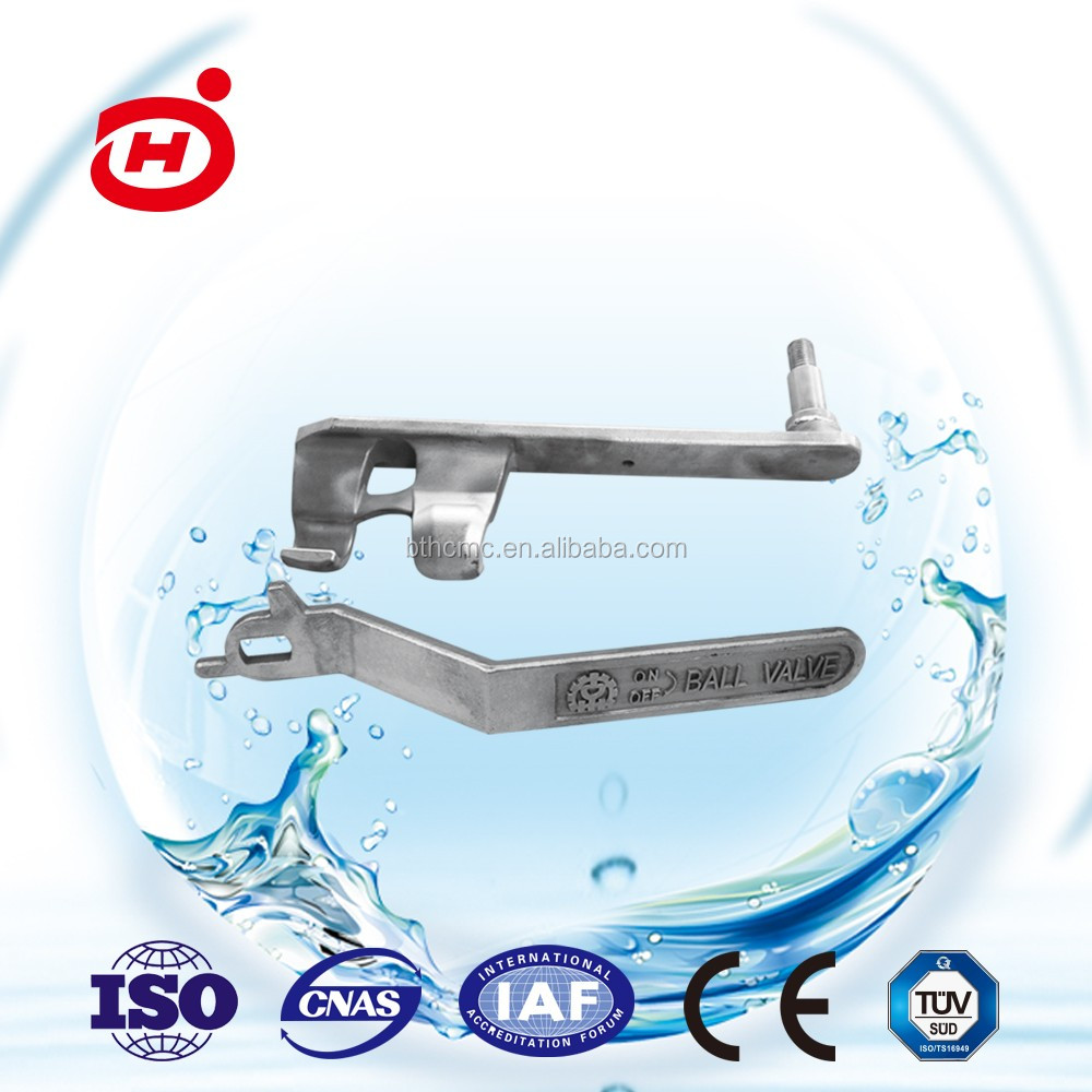 Factory customized stainless steel valve casting and machined part ISO9001-manuafcturer