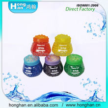 Unique Natural Products Fresh Lasting Scent Safe Promotion Item Gel Air Freshener Toilet
