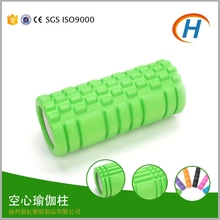 Yoga & Pilates Type High Density EVA Foam Roller Grid