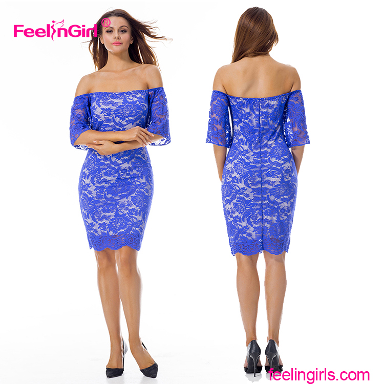 Wholesale Private Label Women New Sexy Bodycon Midi Dress
