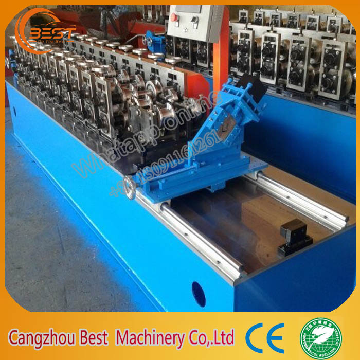 JM High effective light steel frame gypsum ceiling forming machine