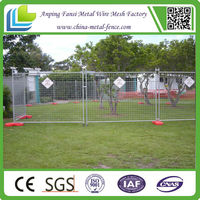 2014 Australia High Standard concrete temporary fence feet