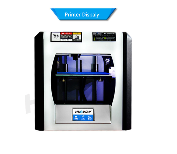 Build Size 200*200*480mm Desktop 3D Multifunction Printer for Home and Office