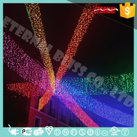 rgb net light holiday living time led permanent christmas lights