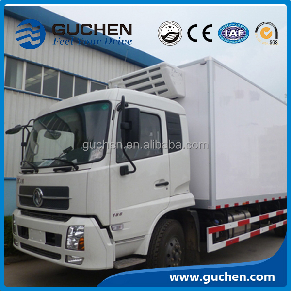 truck refrigerated unit with standby electric motor