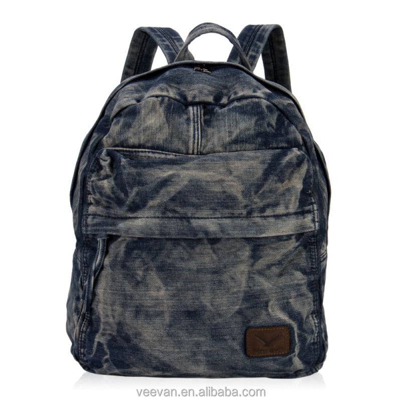 crinkle nylon special men backpack