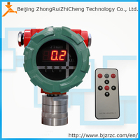 ZT1000 Fixed intelligent online gas detector with LED display