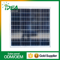 High efficiency monocrystalline photovoltaic cell solar panels 250 watt