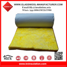 fiberglass insulation thermal conductivity