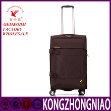 new luggage set classical women and men's suitcase single trolley luggage bag