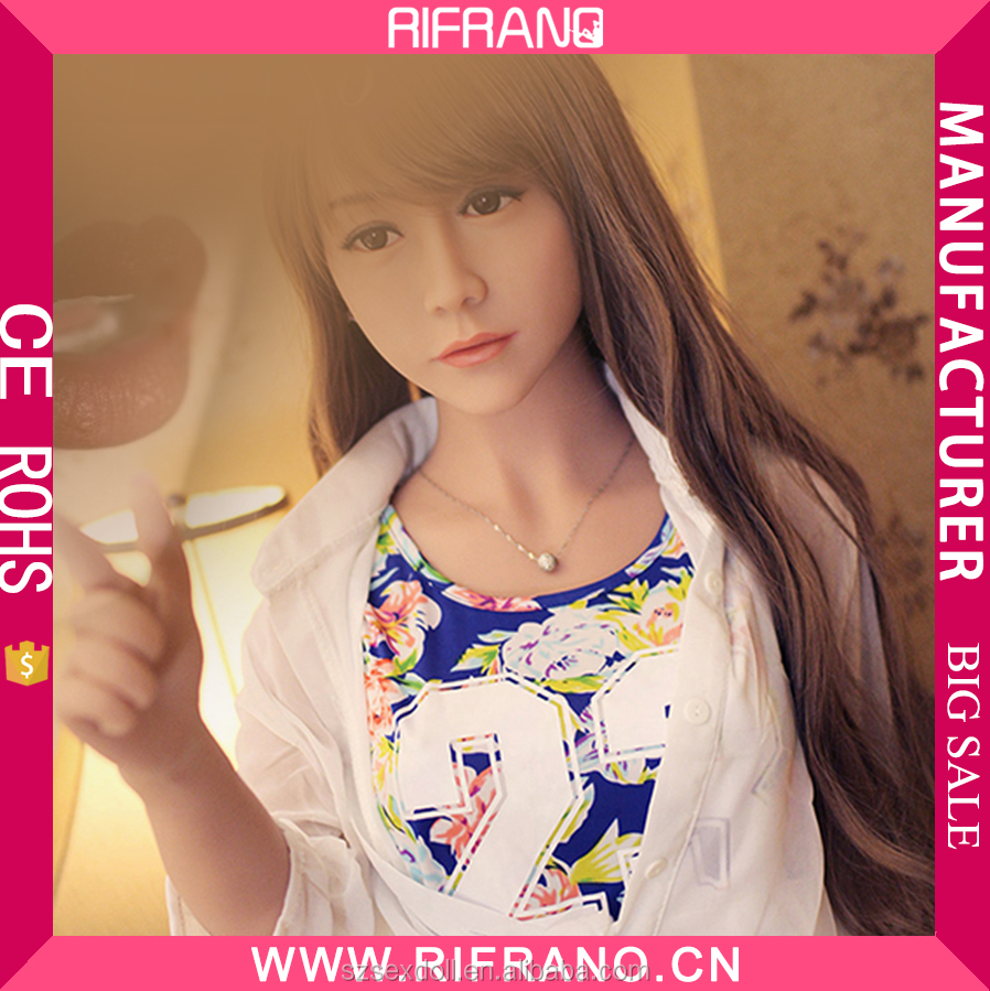 158cm close eyes small breasts sex doll <strong>flat</strong> chest adult silicone sex doll Japanese girl