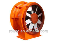 DK40 High Quality Axial Flow Fans for Mining Ventilation